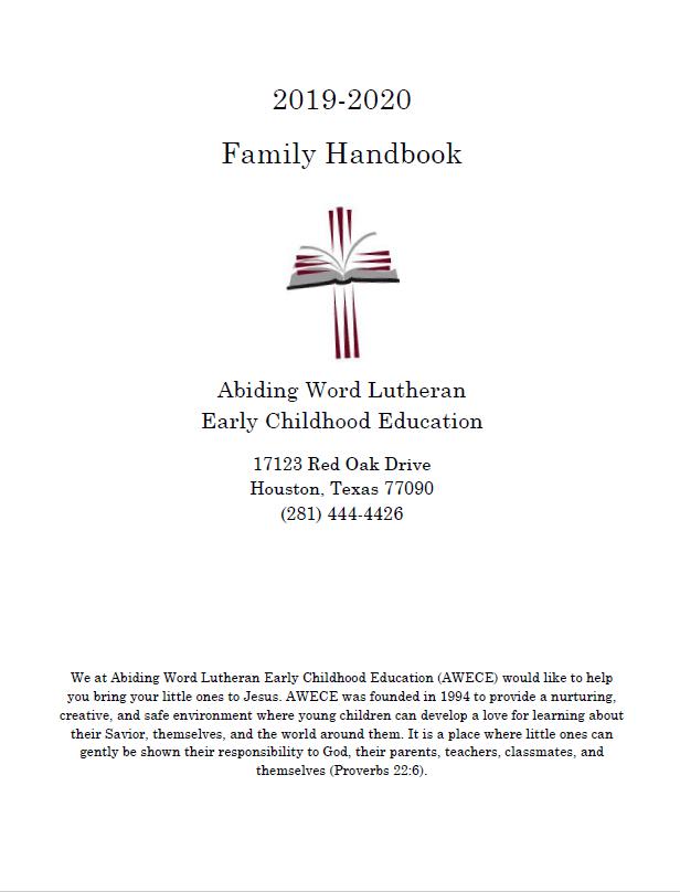 Handbook Snapshot 2019-20